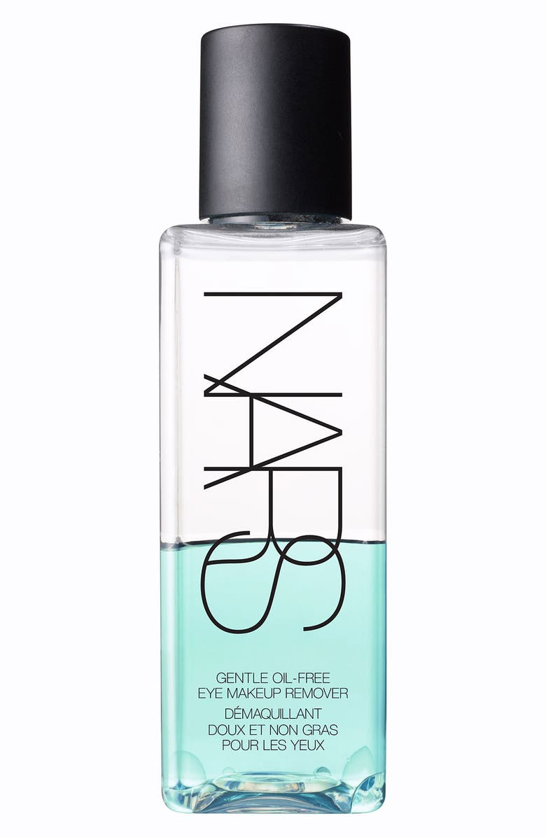 NARS Gentle Oil-Free Eye Makeup Remover, Main, color, No Color