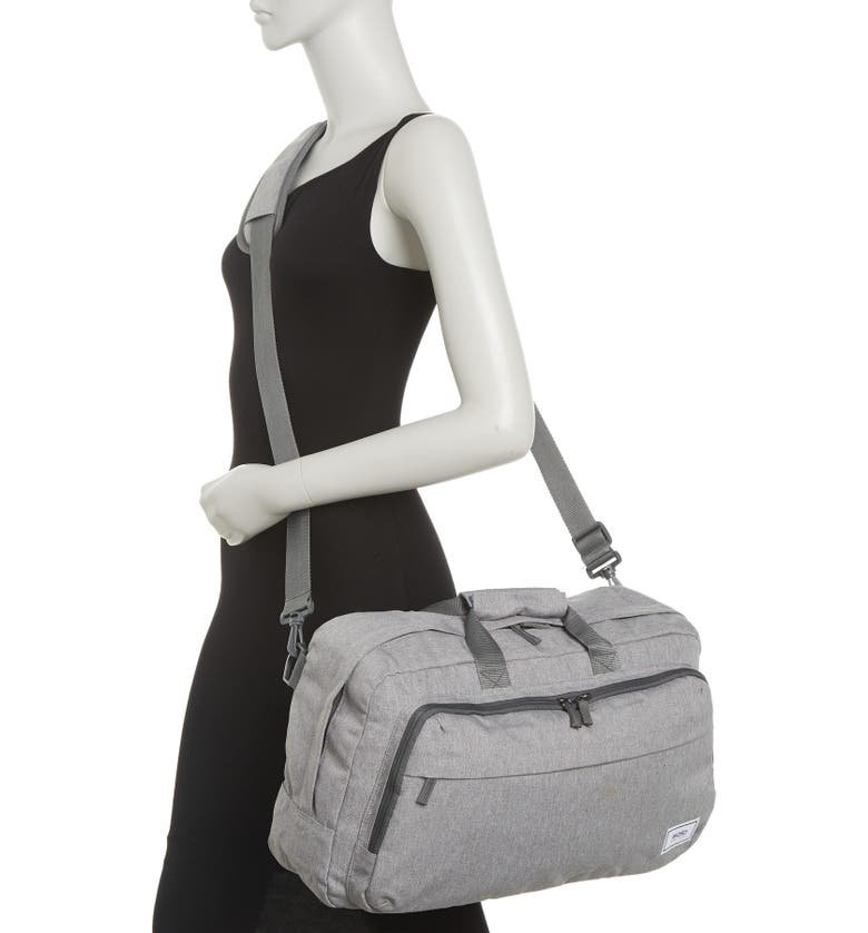 SOLO NEW YORK Re Move Duffle Bag, Main, color, GREY