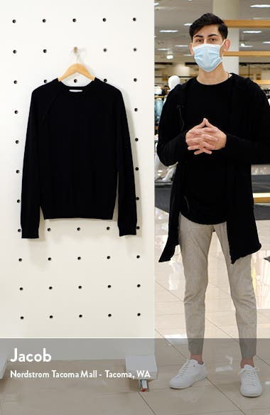 Luxe Crewneck Sweater, sales video thumbnail