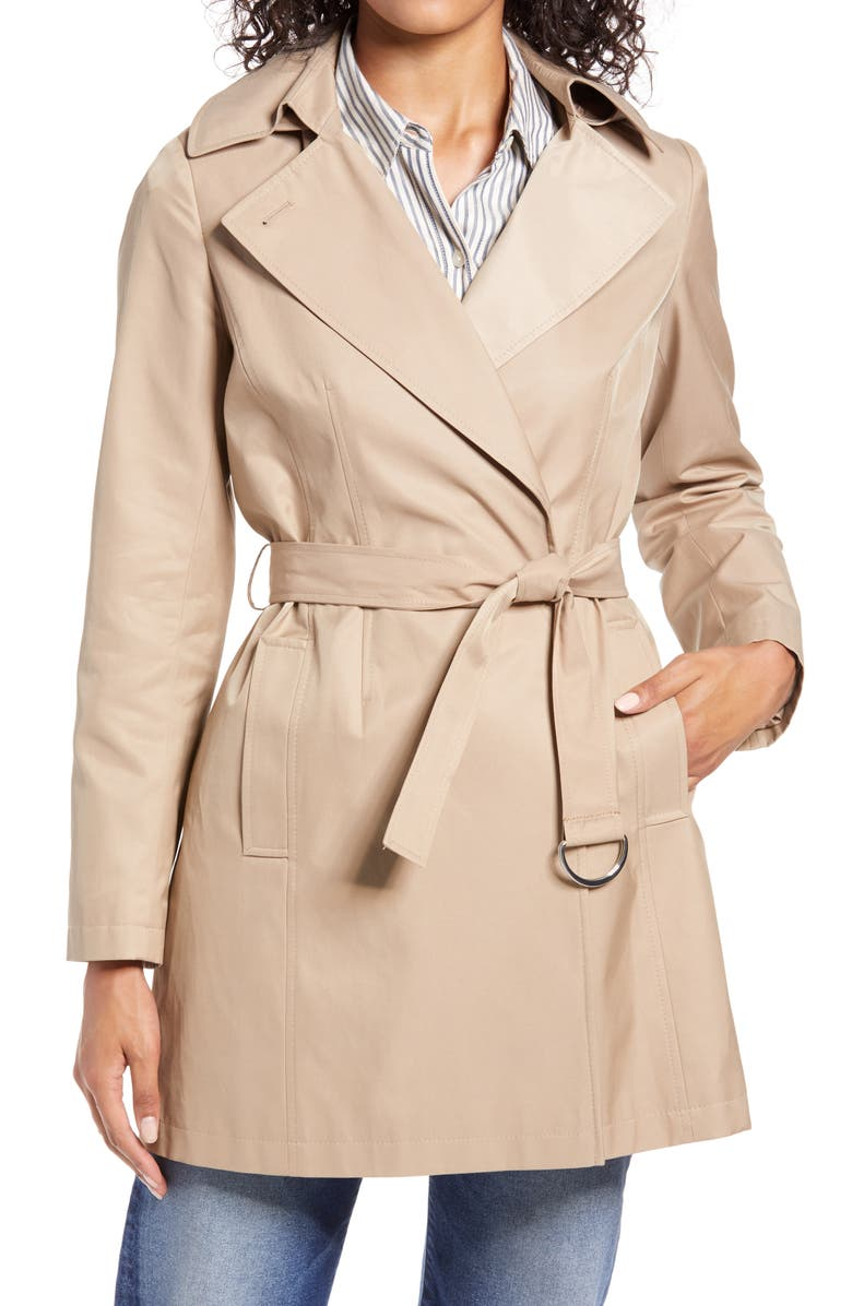 HALOGEN<SUP>®</SUP> Classic Trench Coat, Main, color, 230