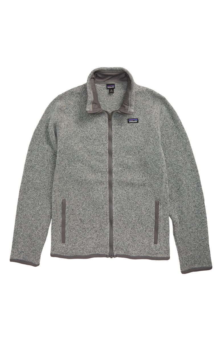 PATAGONIA Better Sweater Jacket, Main, color, 020