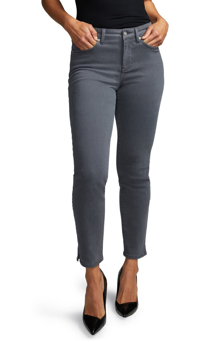 CURVES 360 BY NYDJ Slim Straight Leg Ankle Jeans, Main, color, 038