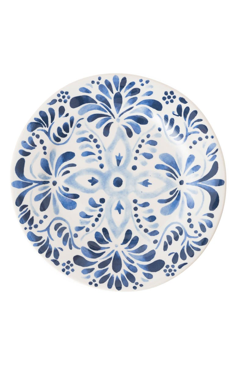 JULISKA Wanderlust Collection - Iberian Journey Ceramic Salad/Dessert Plate, Main, color, 400