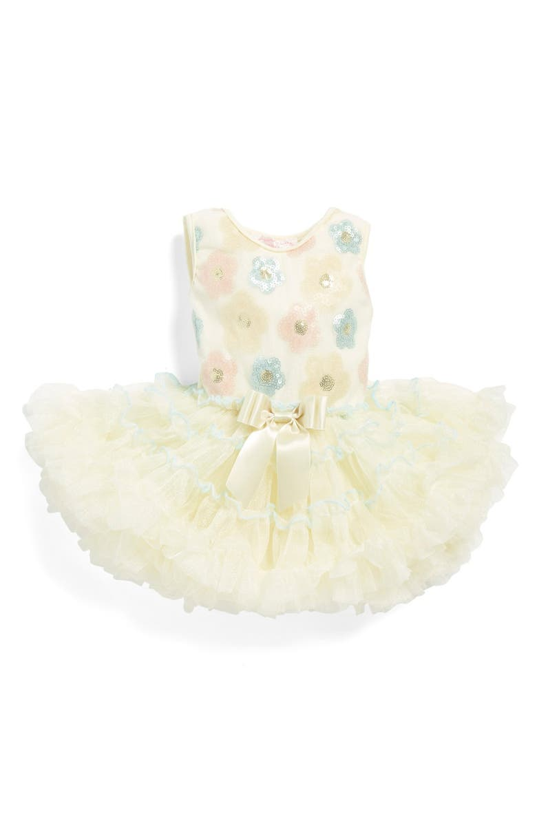 POPATU Sequin Flower Pettidress, Main, color, 902