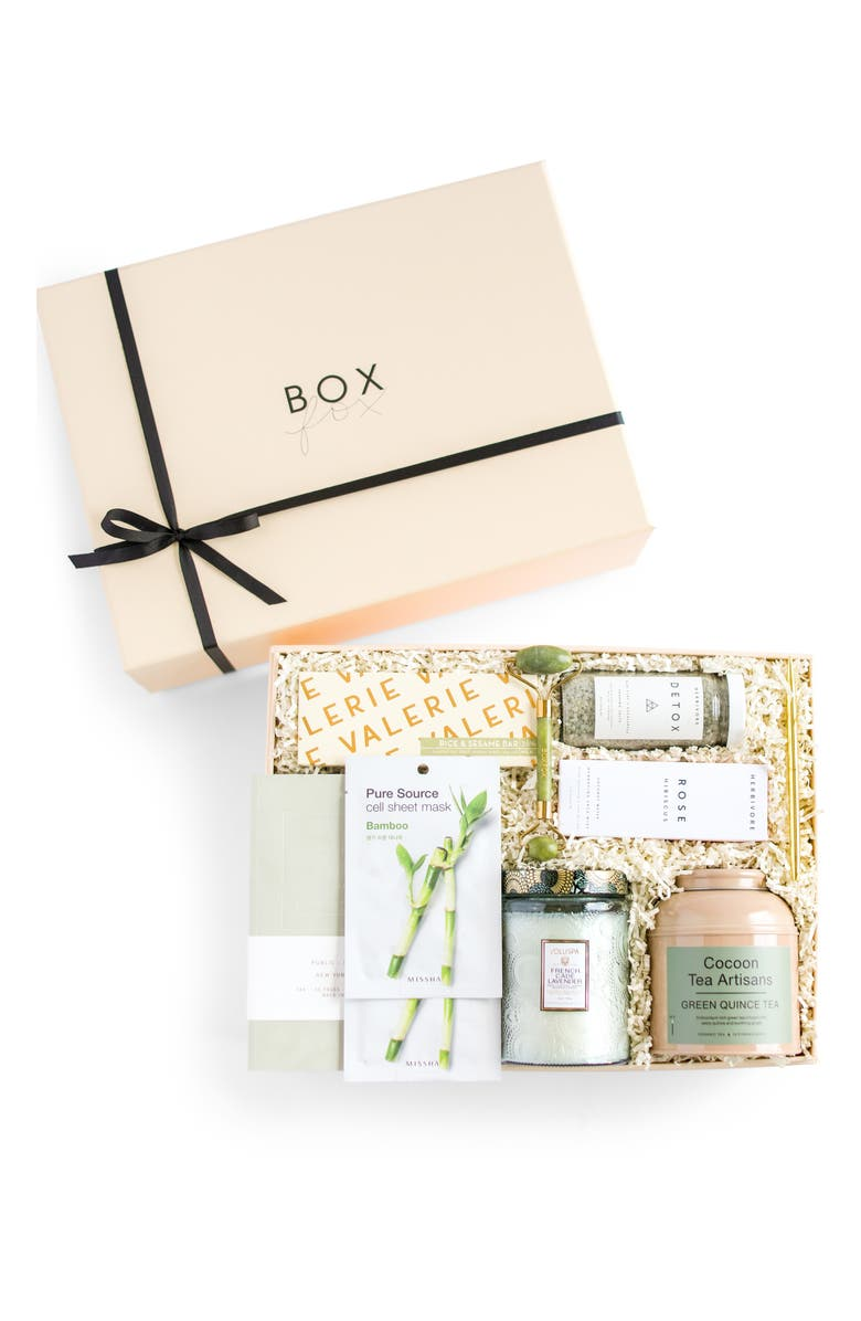 BOXFOX Green Goddess Gift Box, Main, color, 250