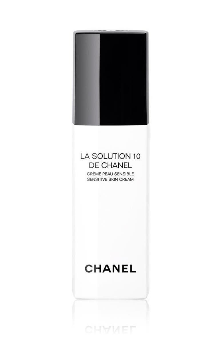 CHANEL LA SOLUTION 10 DE CHANEL <br />Sensitive Skin Cream, Main, color, NO COLOR