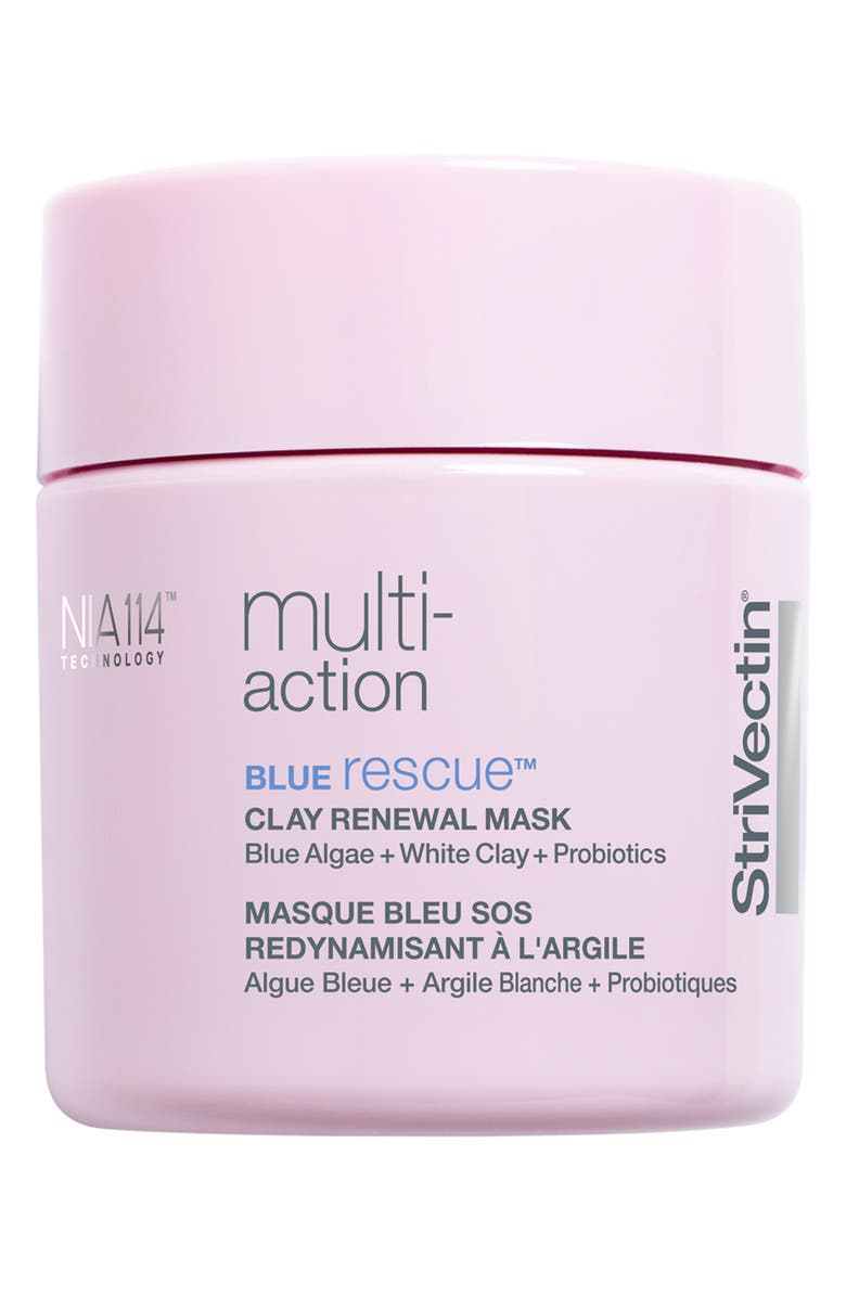 STRIVECTIN<SUP>®</SUP> Blue Rescue Clay Renewal Mask, Main, color, No Color