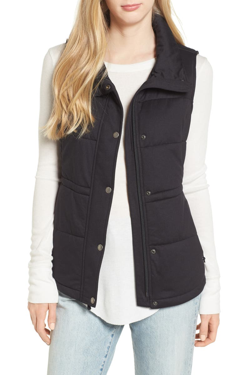 THE NORTH FACE 'Pseudio' Quilted Vest, Main, color, 003