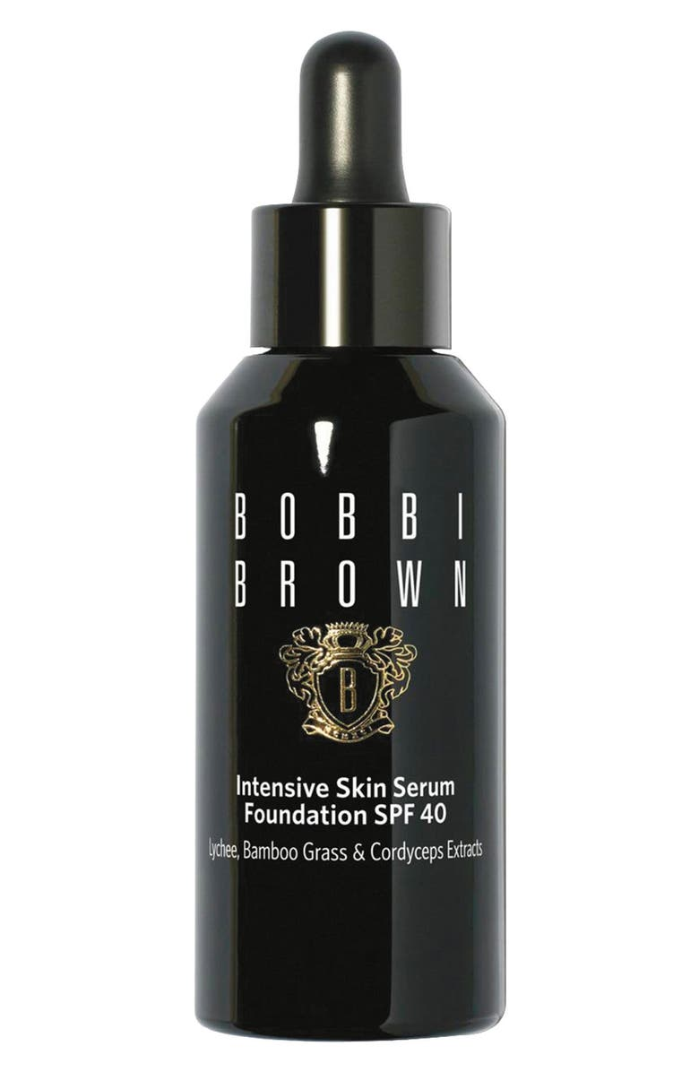 BOBBI BROWN Intensive Skin Serum Foundation SPF 40, Main, color, 200