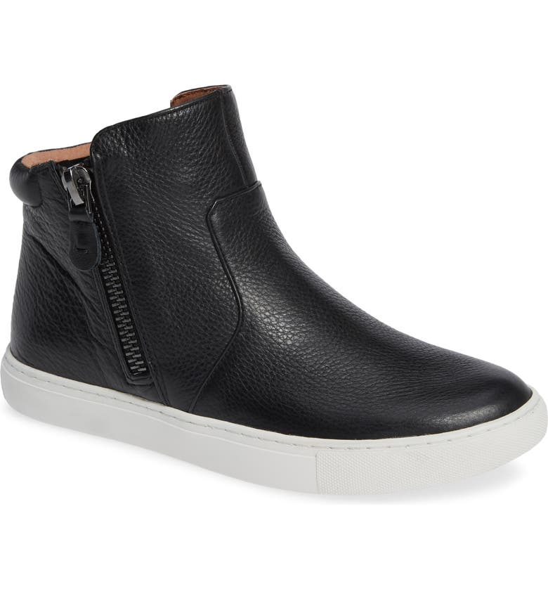 GENTLE SOULS BY KENNETH COLE Carter Bootie, Main, color, BLACK LEATHER