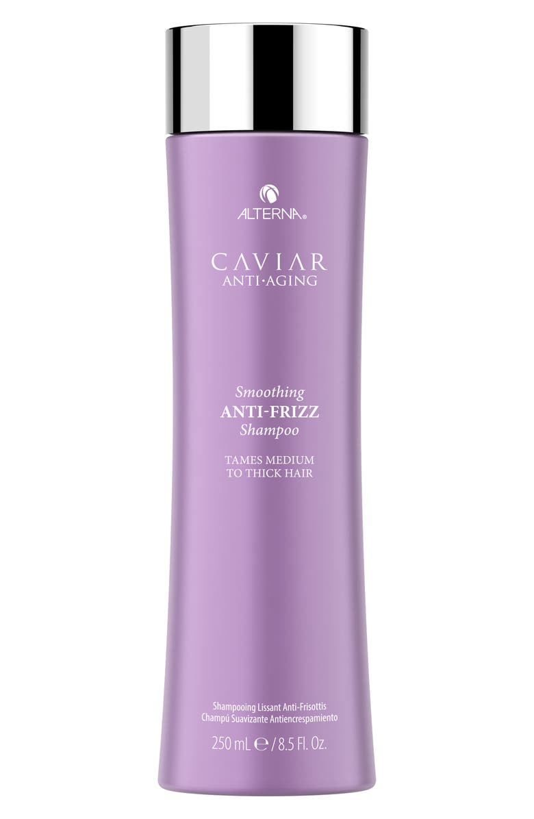 ALTERNA<SUP>®</SUP> Caviar Anti-Aging Anti-Frizz Shampoo, Main, color, NO COLOR