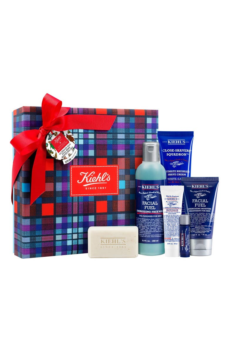 KIEHL'S SINCE 1851 Costello Tagliapietra for Kiehl's Since 1851 'Ultimate Man Full Body Refueling' Set, Main, color, 000
