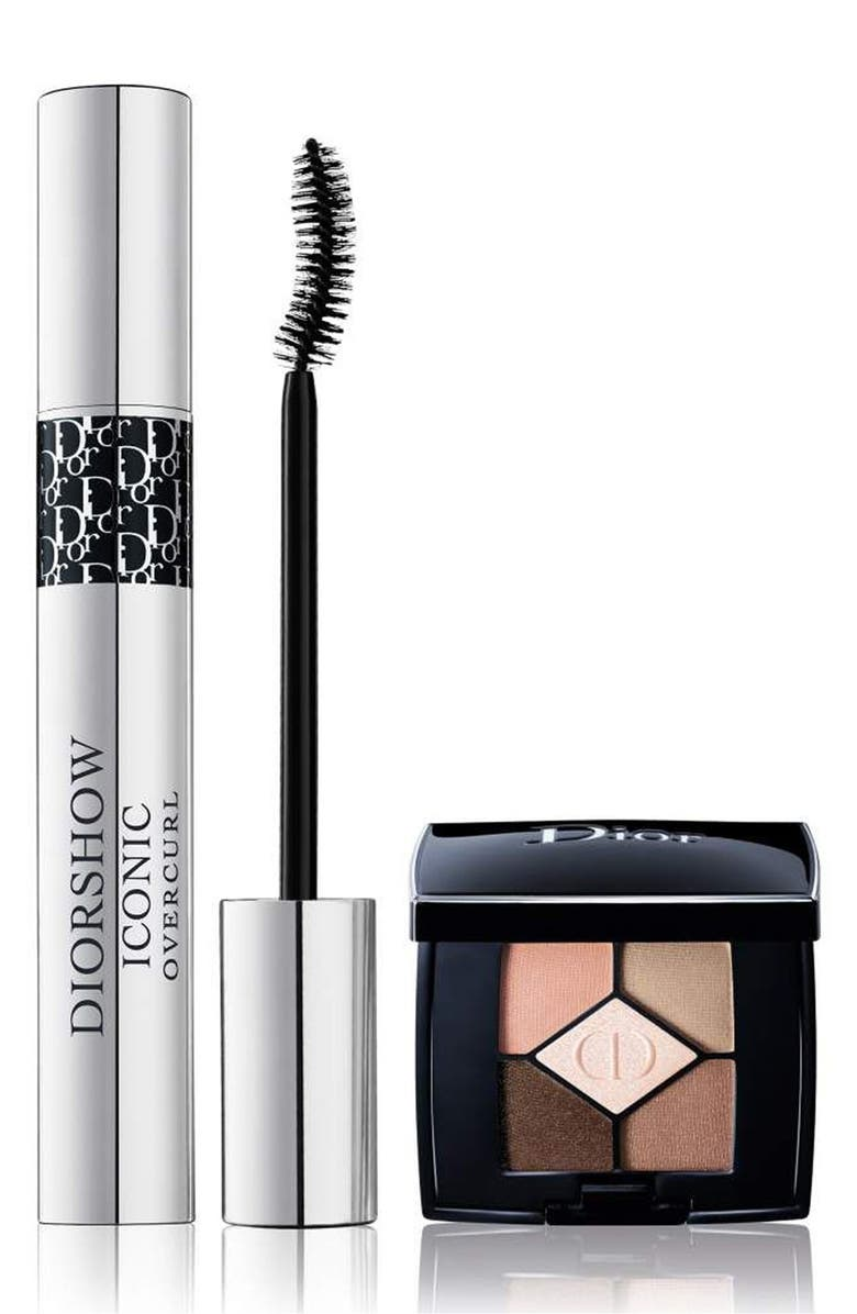 DIOR Diorshow Iconic Overcurl Mascara & Eyeshadow Palette, Main, color, 000