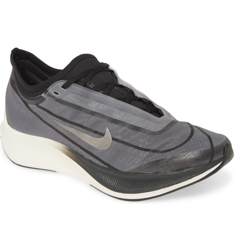 NIKE Zoom Fly 3 Running Shoe, Main, color, 001
