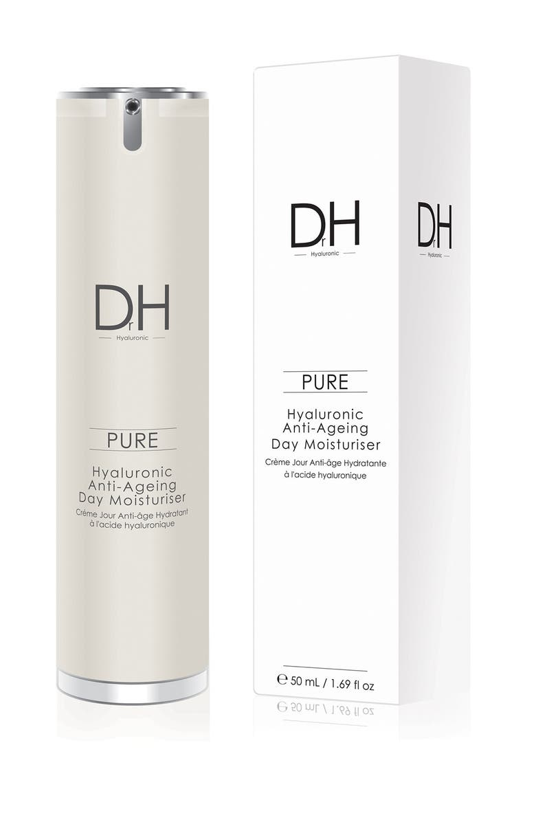 SKINCHEMISTS Dr. H Hyaluronic Anti-Aging Day Moisturizer, Main, color, NO COLOR