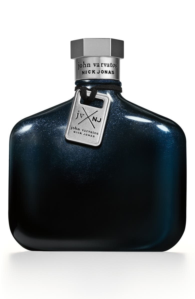JOHN VARVATOS x Nick Jonas JVxNJ Fragrance, Main, color, No Color