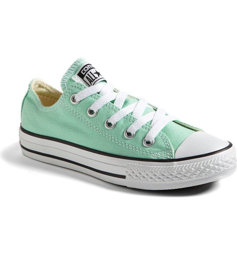 CONVERSE Chuck Taylor<sup>®</sup> All Star<sup>®</sup> Low Top Sneaker, Main, color, 350