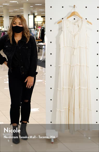 Golden Rules Tiered Jumpsuit, sales video thumbnail