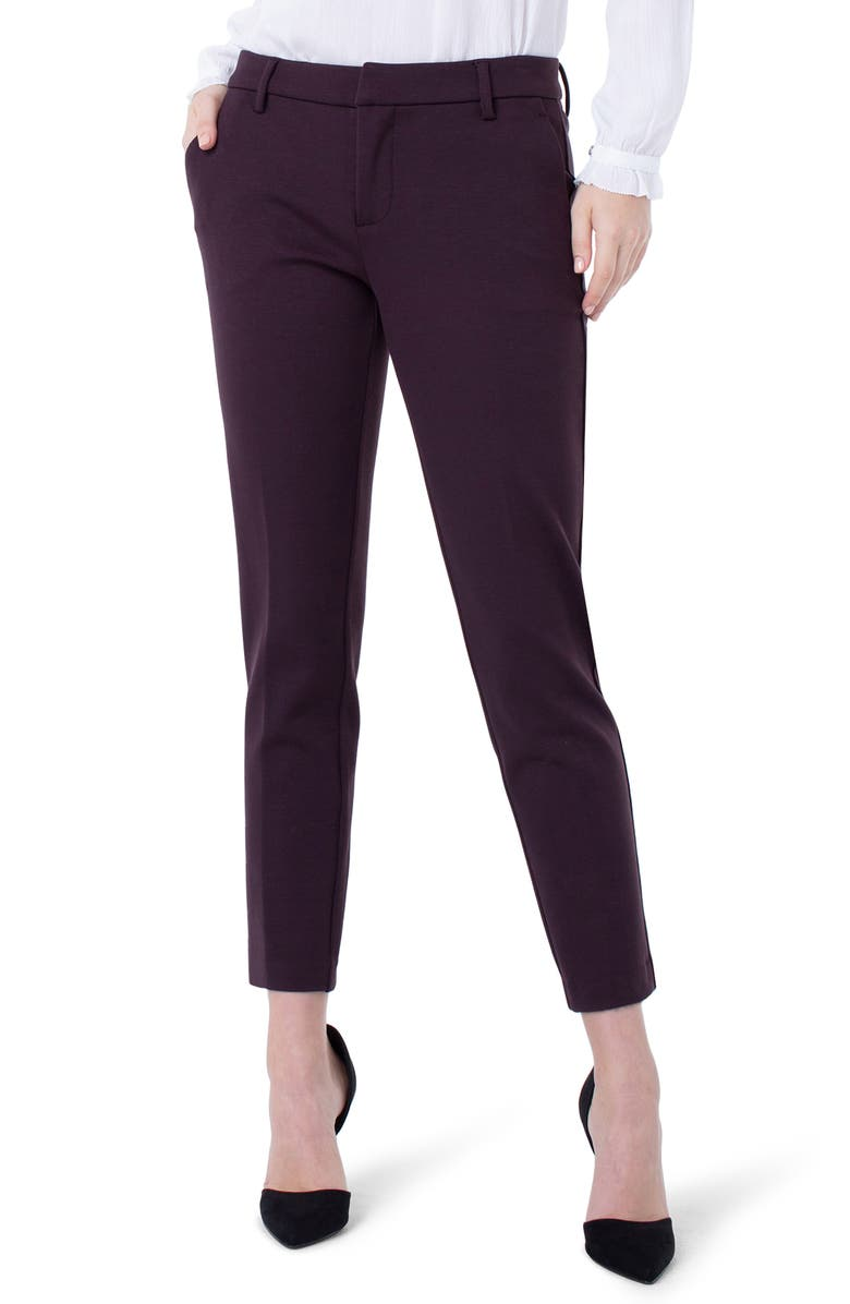 LIVERPOOL Kelsey Knit Trousers, Main, color, 939
