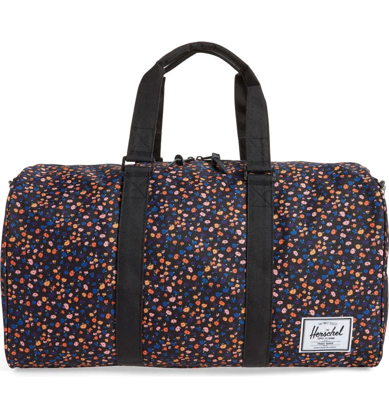 HERSCHEL SUPPLY CO. Novel Duffel Bag, Main, color, 005