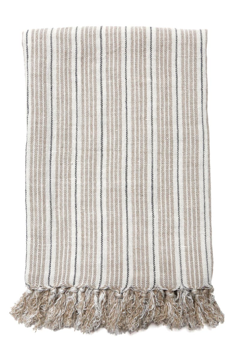 POM POM AT HOME Newport Throw Blanket, Main, color, 400