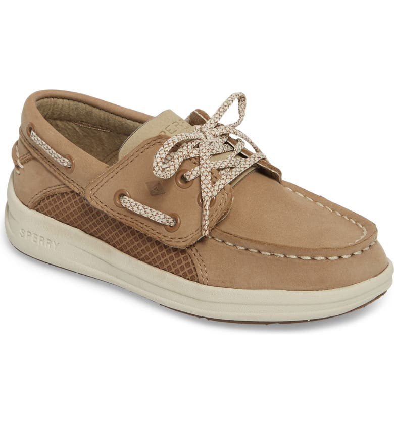 SPERRY Kids Gamefish Boat Shoe, Main, color, 270