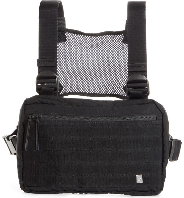 1017 ALYX 9SM Chest Rig Bag with Rain Cover, Main, color, 001