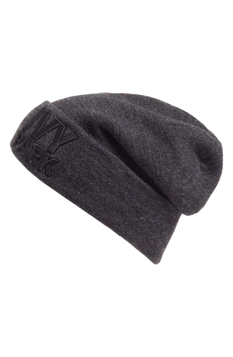 IVY PARK<SUP>®</SUP> Logo Thermal Beanie, Main, color, 021