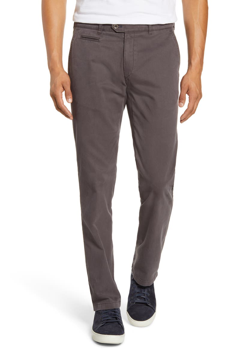 BRAX Everest Straight Leg Stretch Chinos, Main, color, 250