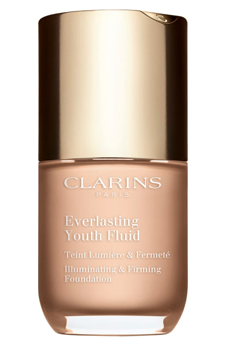 CLARINS Everlasting Youth Fluid Foundation, Main, color, 100C