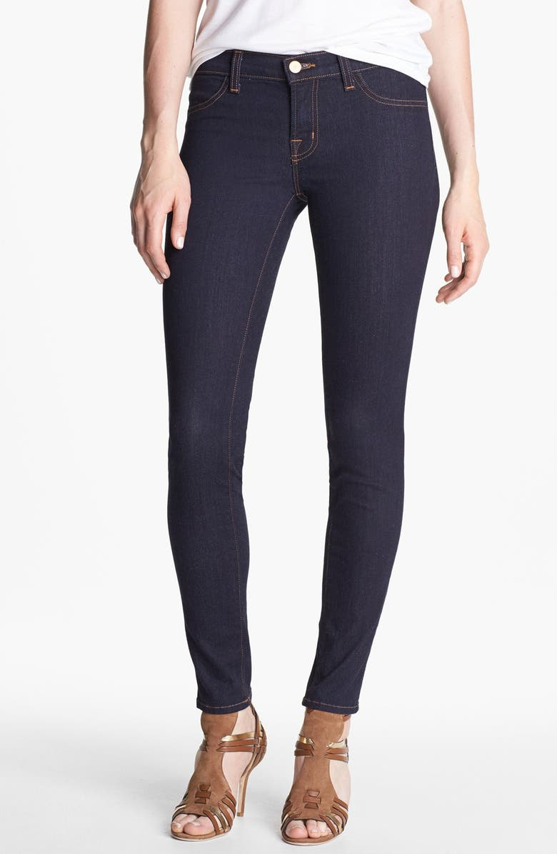 J BRAND '901' Stretch Denim Leggings, Main, color, 401