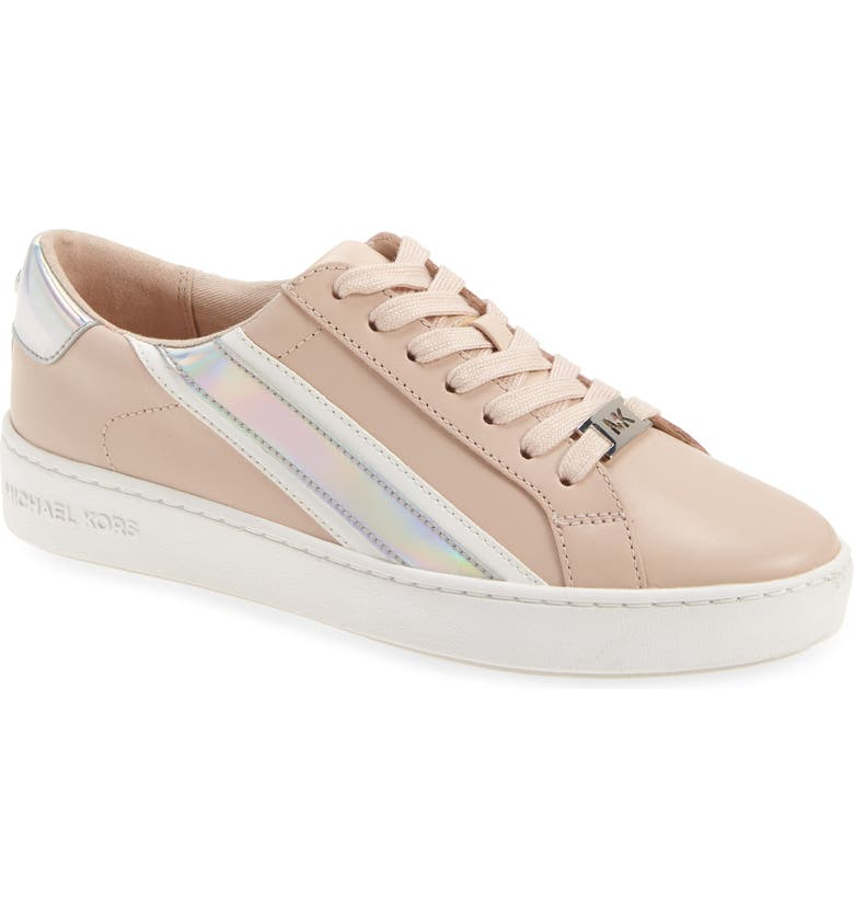 MICHAEL MICHAEL KORS Slade Sneaker, Main, color, SOFT PINK