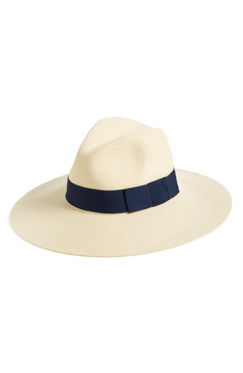 BRIXTON 'Piper' Floppy Wool Hat, Main, color, 138