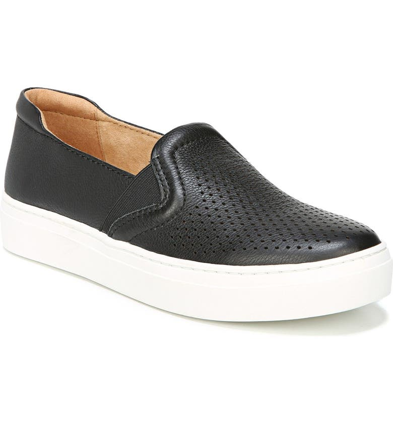NATURALIZER Carly Slip-On Sneaker, Main, color, 001