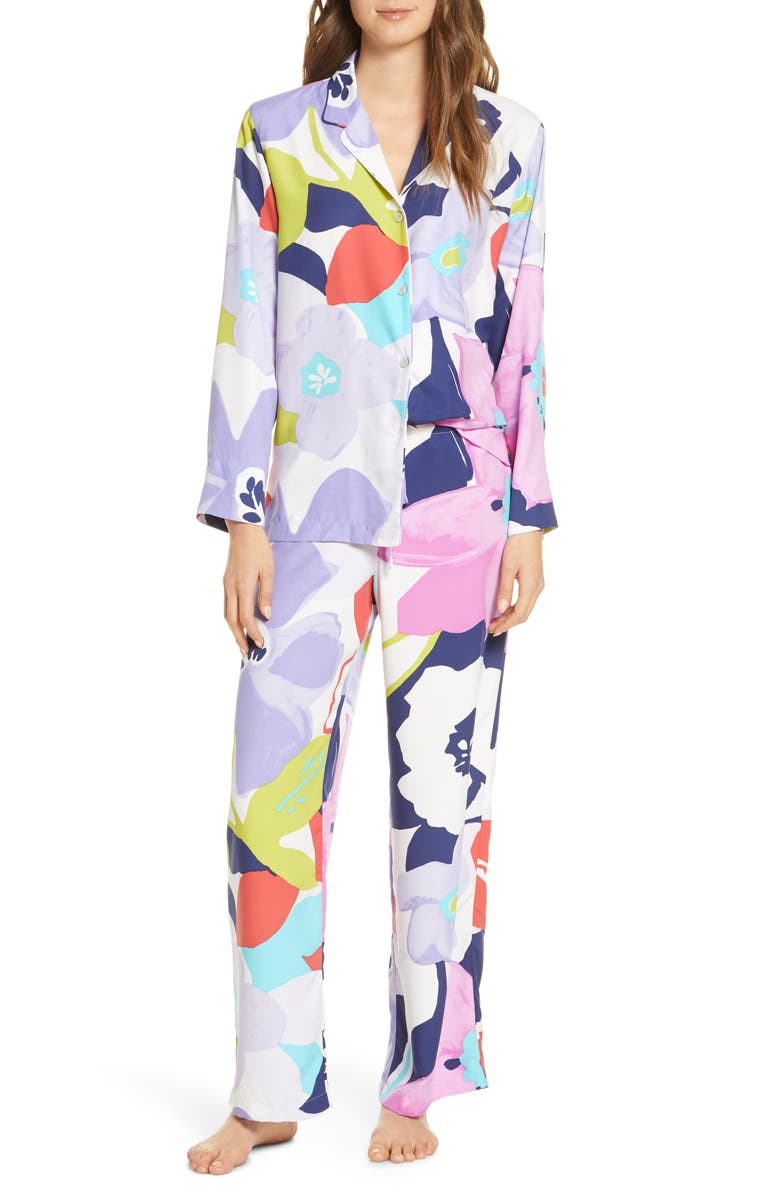 NATORI Bonita Pajamas, Main, color, 900