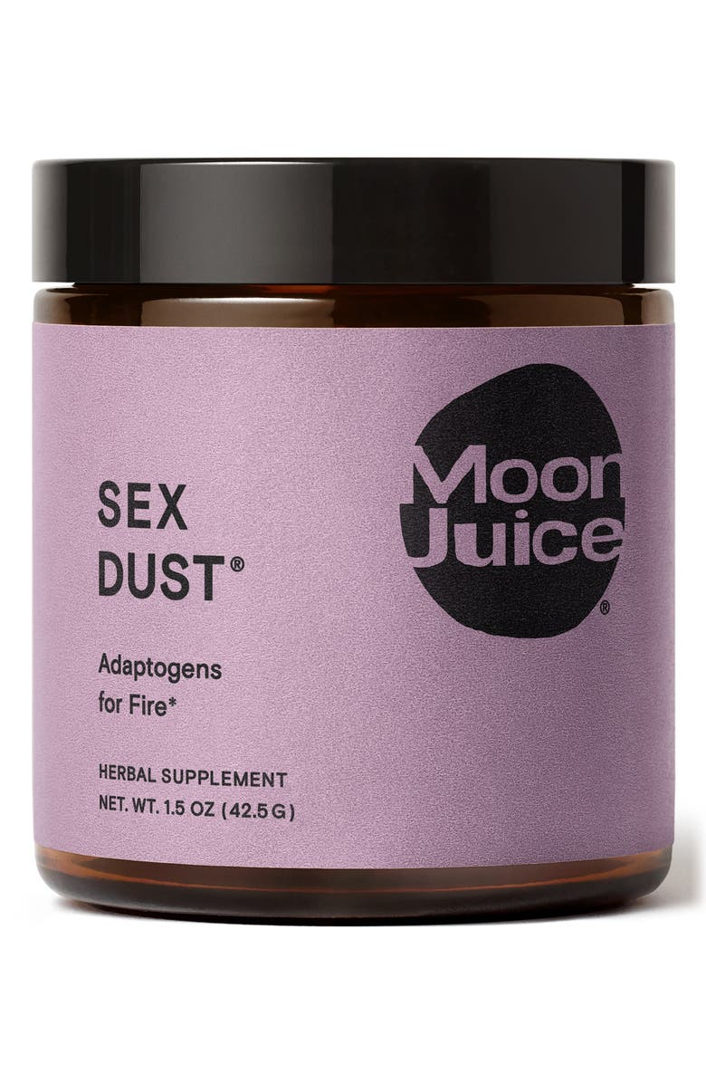 MOON JUICE Sex Dust<sup>™</sup> Dietary Supplement Jar, Main, color, SEX