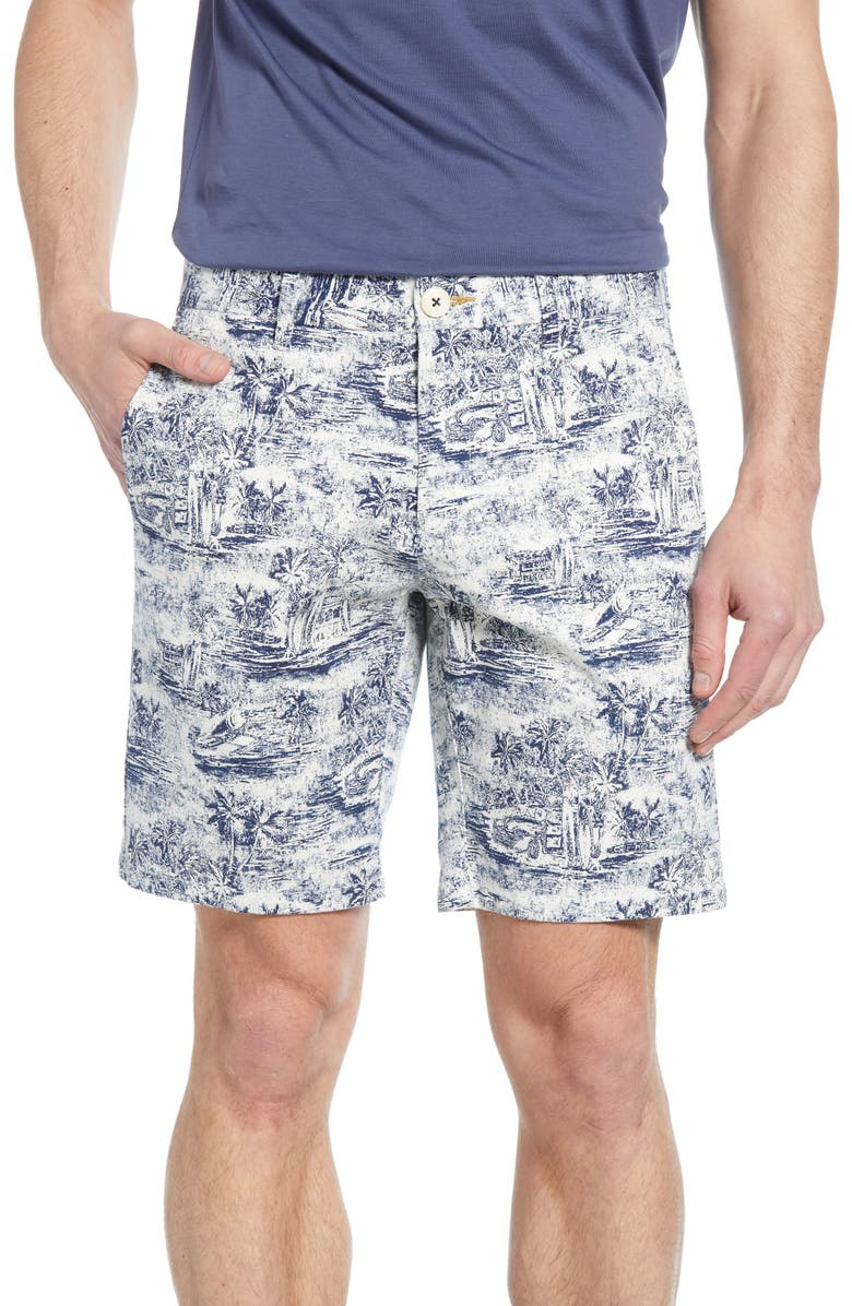 RODD & GUNN Southcote Custom Shorts, Main, color, 101