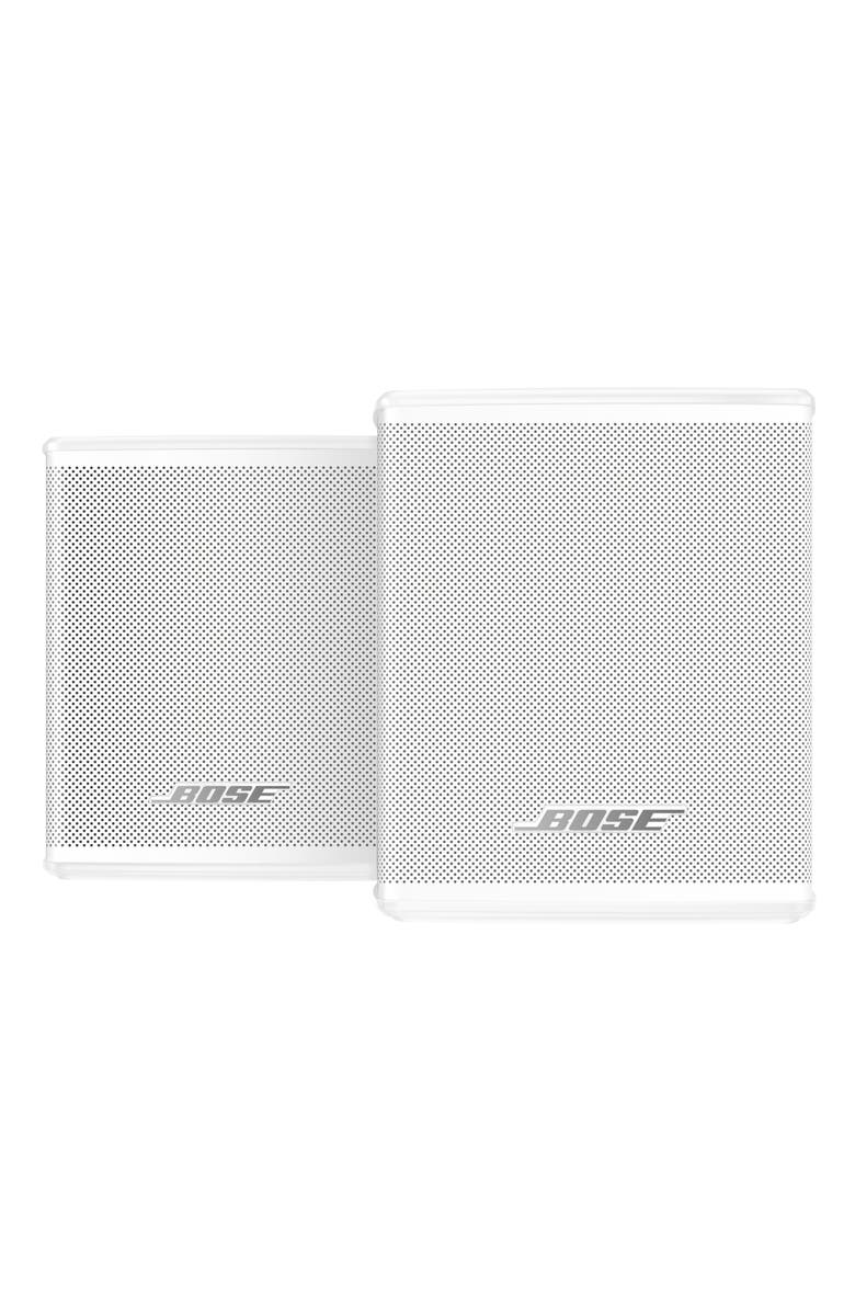BOSE<SUP>®</SUP> Surround Speakers, Main, color, WHITE
