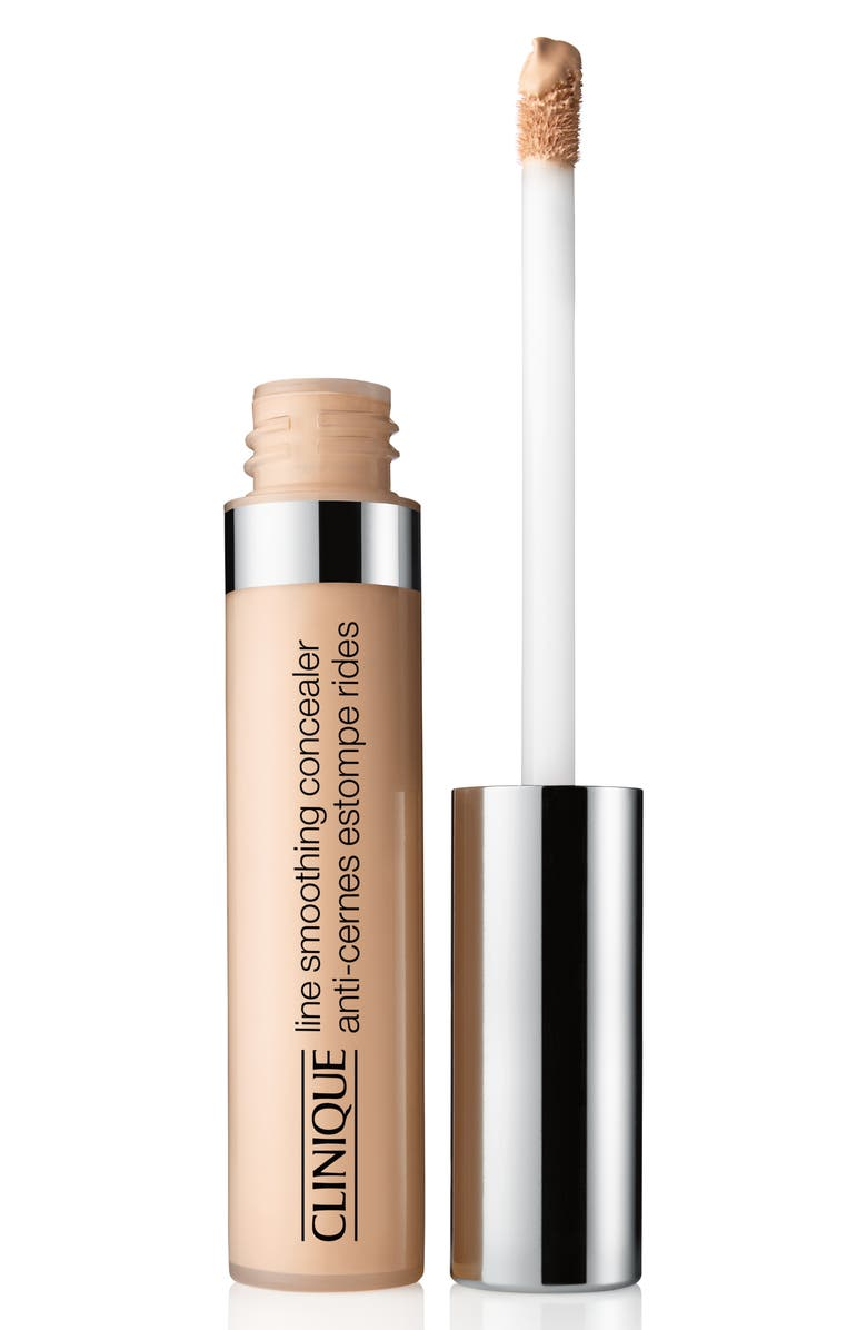 CLINIQUE Line Smoothing Concealer, Main, color, MODERATELY FAIR