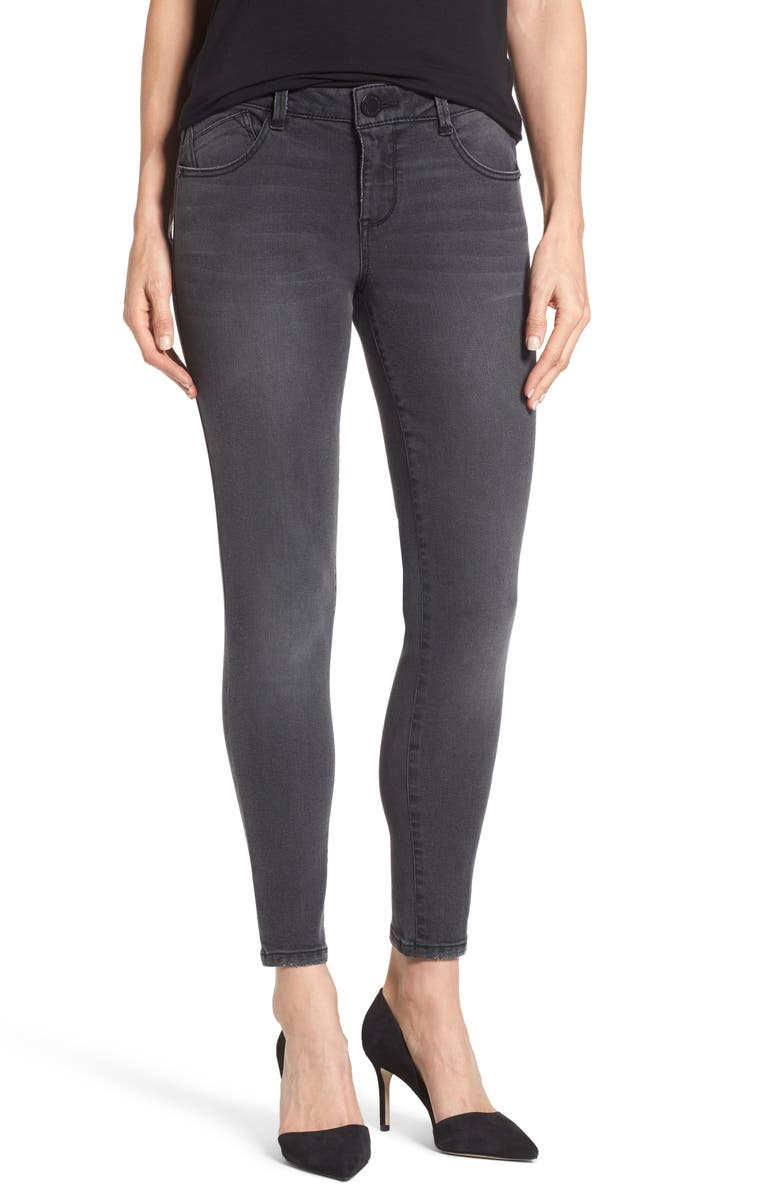 WIT & WISDOM Skinny Ankle Jeans, Main, color, 020