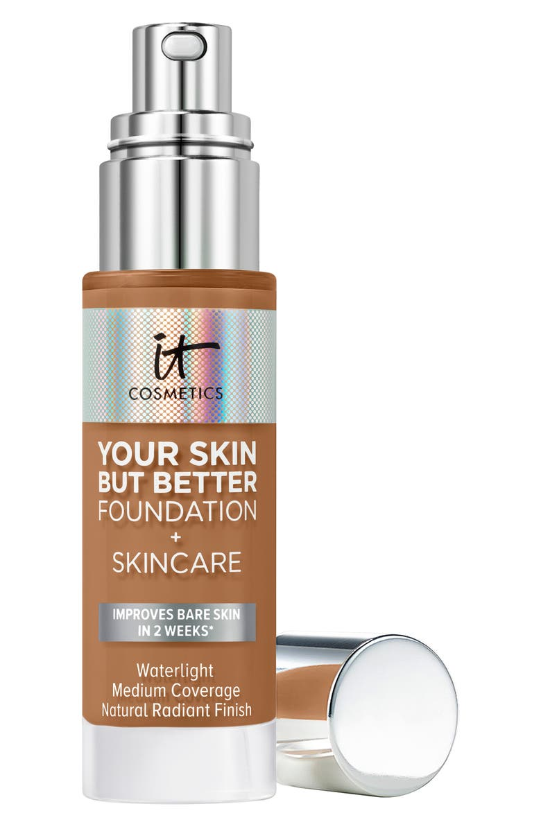 IT COSMETICS Your Skin But Better Foundation + Skincare, Main, color, RICH COOL 50
