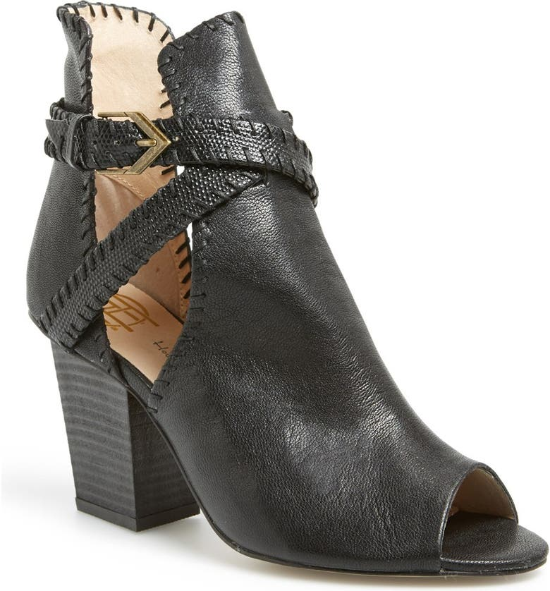 HOUSE OF HARLOW 1960 Ankle Bootie, Main, color, 001