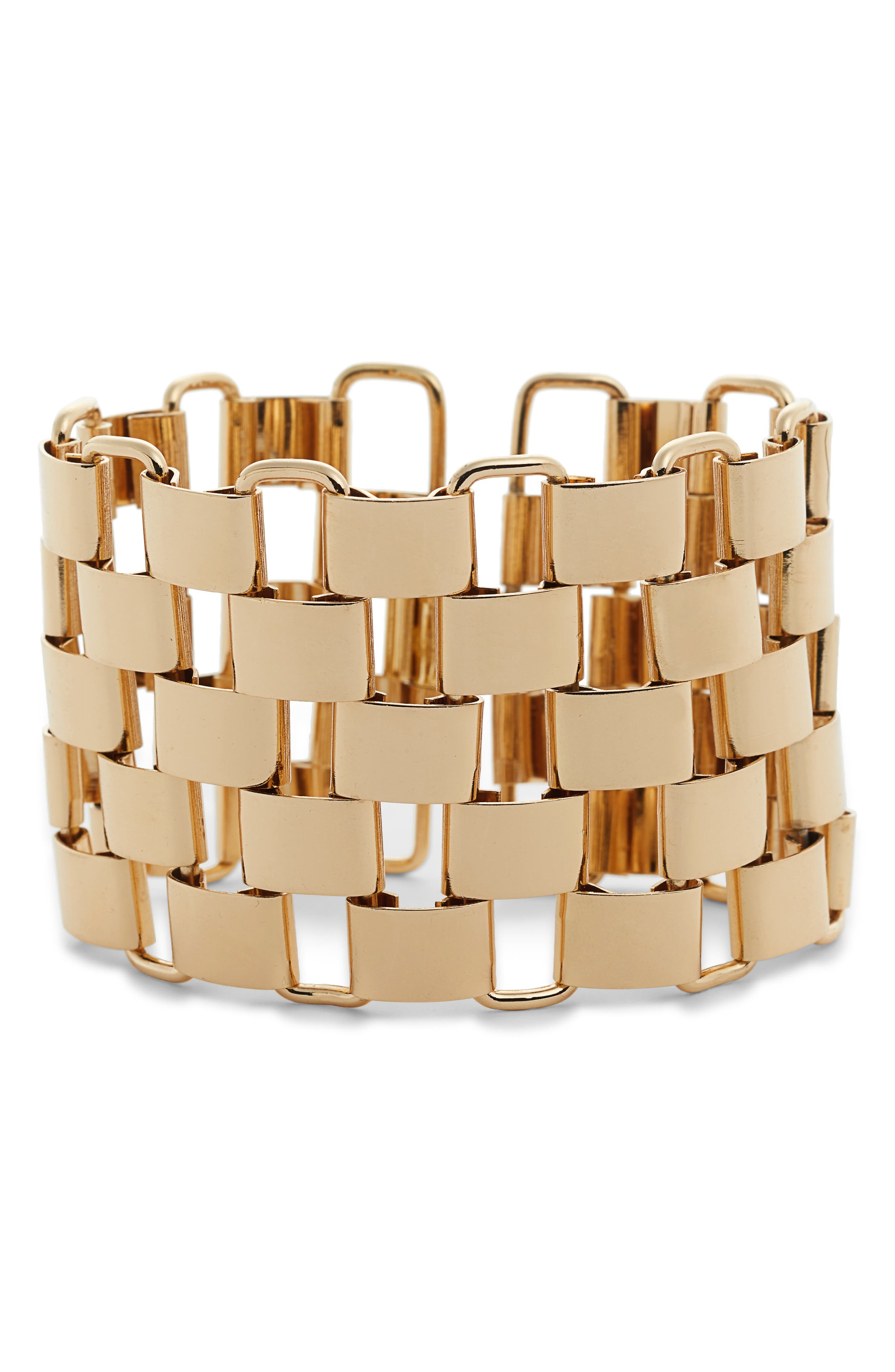 Chunky Statement Cuff Bracelet Unique Gifts For Women