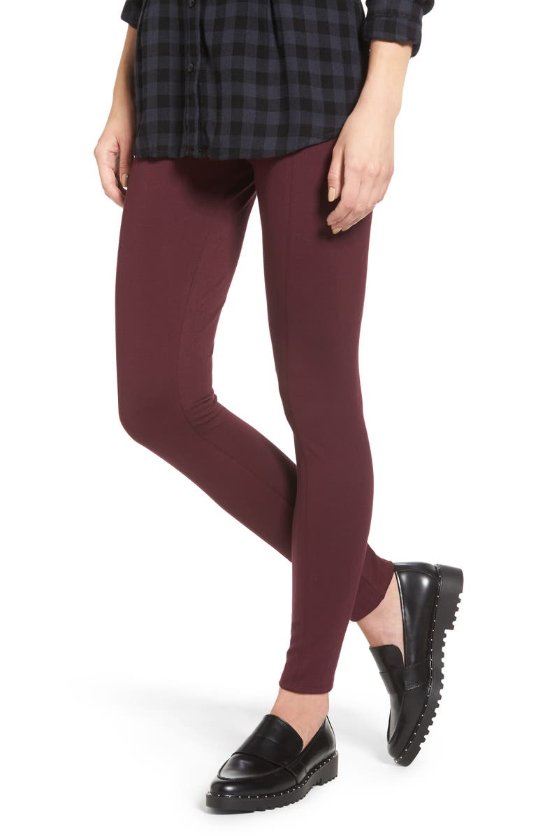 LYSSÉ High Waist Seamed Leggings, Main, color, 930