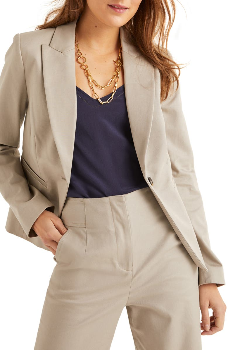 BODEN Brotherton Tailored Jacket, Main, color, 250