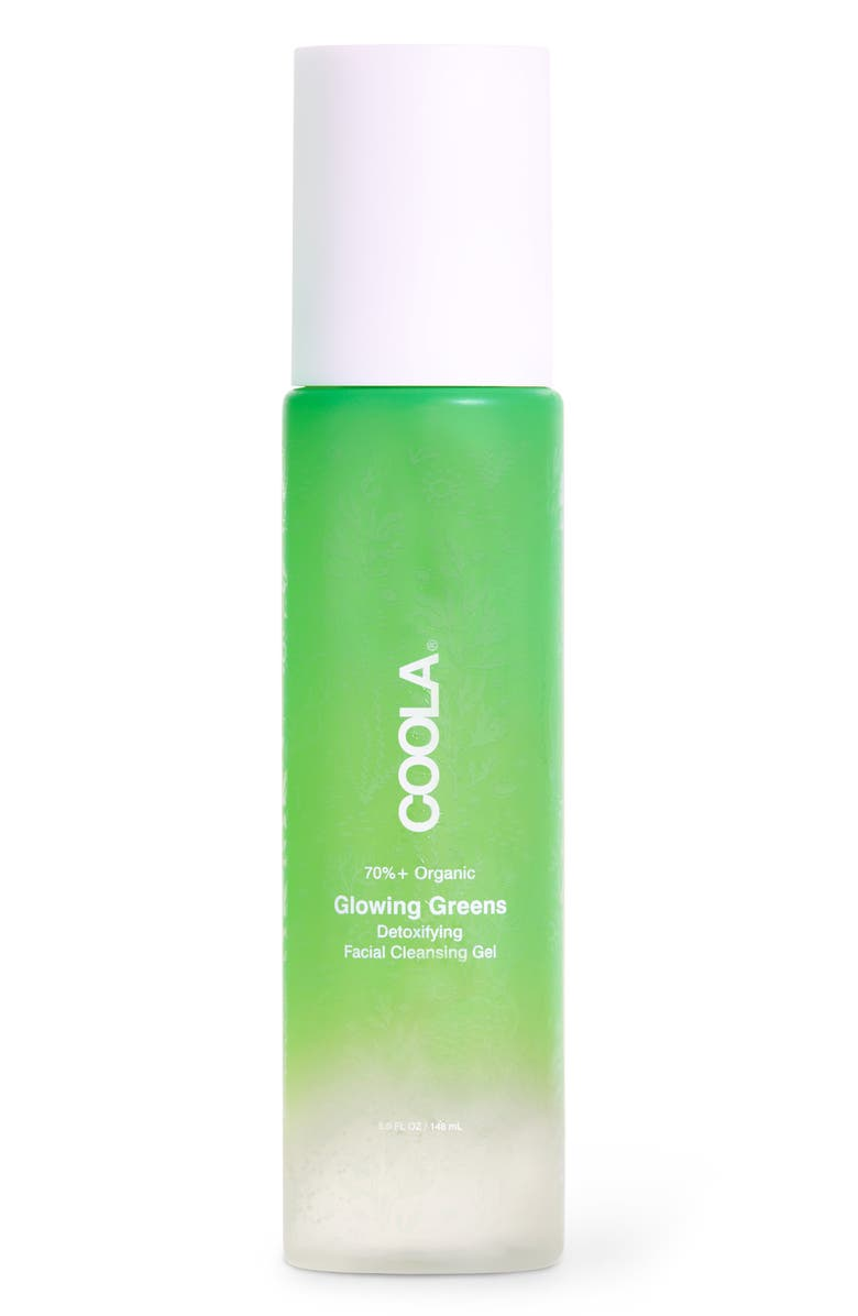COOLA<SUP>®</SUP> Glowing Greens Detoxifying Facial Cleanser, Main, color, NO COLR