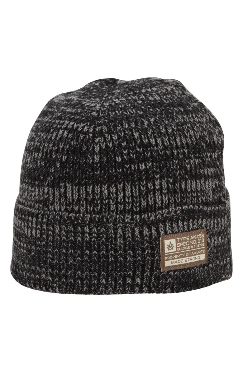 A. KURTZ 'Bounty' Knit Cap, Main, color, 001