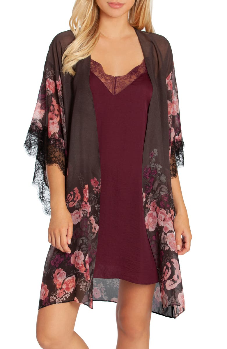 MIDNIGHT BAKERY Rose Noir Duster, Main, color, 020