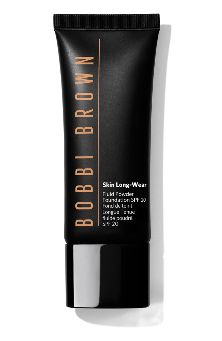 BOBBI BROWN Skin Long-Wear Fluid Powder Foundation SPF 20, Main, color, GOLDEN