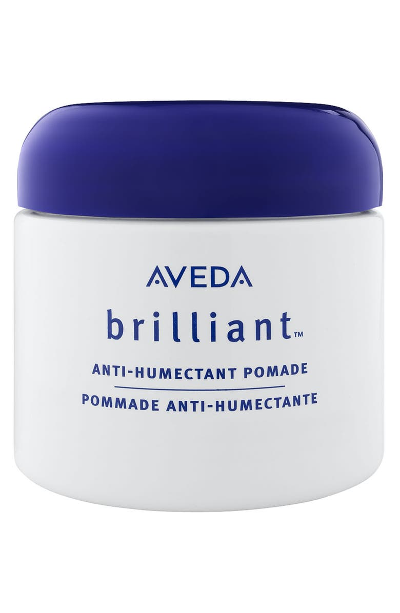 AVEDA brilliant<sup>™</sup> Anti-Humectant Pomade, Main, color, NO COLOR